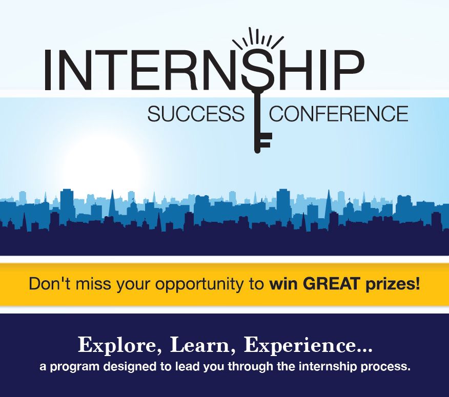 Internship Success Conference