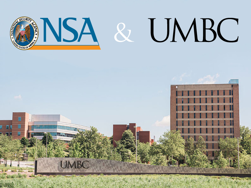 NSA and UMBC: Partners for 20 Plus Years