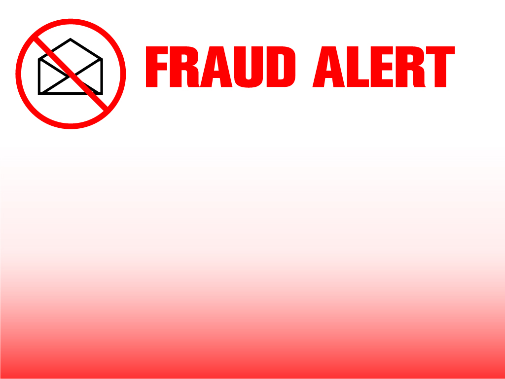 Fraudulent Jobs & Email Scams