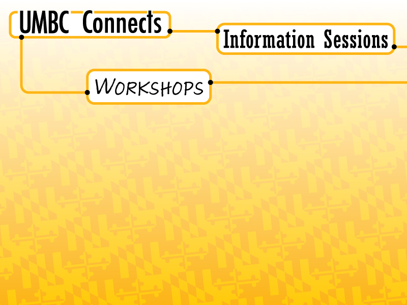 Missed a UMBC Connects day, employer info session or workshop?
